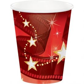 Hollywood Lights Hot/Cold Cups 9 oz