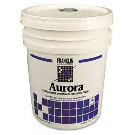 Franklin Cleaning ; Aurora Floor Finish, 5 gal Pail