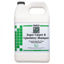 Franklin Cleaning; Super Carpet & Upholstery Shampoo, 1 Gallon Bottle