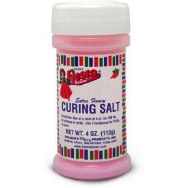 Bolner's Fiesta Curing Salt Case 4oz Containers