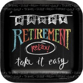 Retirement Chalk 7