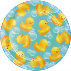 Bubble Bath Appetizer or Dessert Plates 7