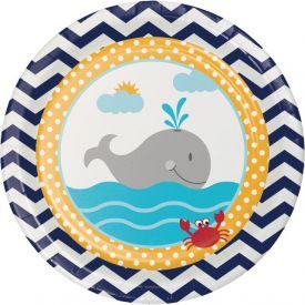 Ahoy Matey! Paper Appetizer or Dessert Plates 7