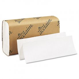 Georgia Pacific® Folded Paper Towels, 9-1/4 x 9-1/2