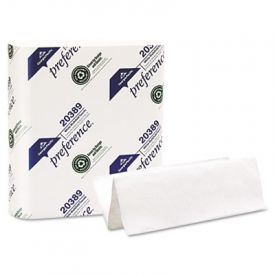 Georgia Pacific® Paper Towels, Multi-Fold Hand Towel, 9 1/4 x 9 2/5