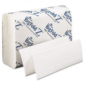 Georgia Pacific® Paper Towels, 10 1/5 x 10 4/5, White