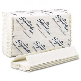 Georgia Pacific® 2-Ply Folded Paper Towels, 10 1/10 x 13 1/5, White