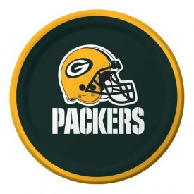 NFL Green Bay Packers Appetizer or Paper Plates 7