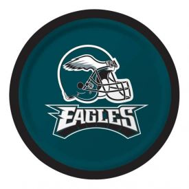 NFL Philadelphia Eagles Appetizer of Dessert Plates 7