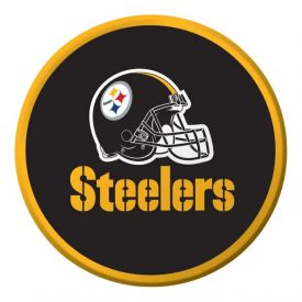 NFL Pittsburgh Steelers Appetizer or Dessert Plates 7