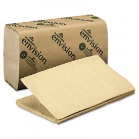 Georgia Pacific®  Folded Paper Towels, 10-1/4 x 9-1/4, Brown