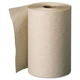 Georgia Pacific®  Nonperforated Paper Towel Rolls, 7-7/8 x 350', Brown