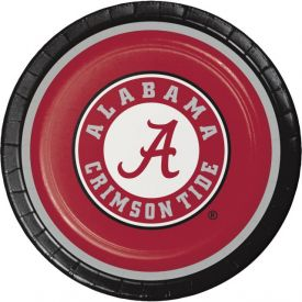 University of Alabama Paper Dinner Plates 9