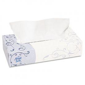 Georgia Pacific® Professional Angel Soft White Facial Tissue, Flat Box