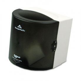 Georgia Pacific® CenterPull Hand Towel Dispenser, Smoke