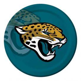 NFL Jacksonville Jaguars Paper Dinner Plates 9