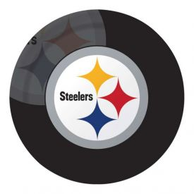NFL Pittsburgh Steelers Paper Dinner Plates 9