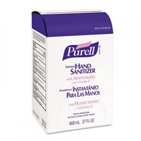 PURELL® Instant Hand Sanitizer Refill for 800-ML Bag-in-Box Disp.