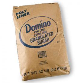 Domino Granulated Sugar 50lb.