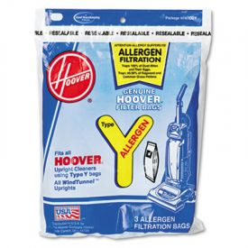 Hoover® Disposable Allergen Filtration Bags Type Y