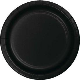 Black Velvet Paper Appetizer, Snack, or Dessert Plates 7