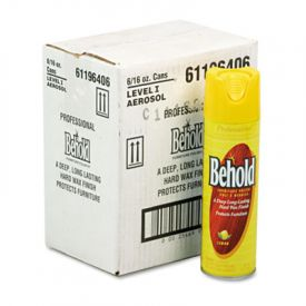 Ecolab® Professional Behold® Furniture Polish, 16-oz Aerosol Cans