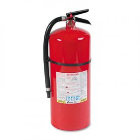 Kidde ProLine™ Dry-Chemical Commercial Fire Extinguisher, 195psi