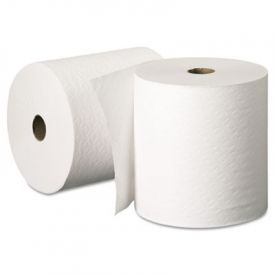 Kleenex® Hard Roll Towels, 8 x 425ft, White