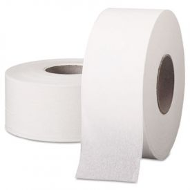 Scott® JRT Jumbo Roll Bathroom Tissue, 1-Ply, 9