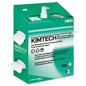 Kimtech* KIMWIPES* Lens Cleaning Station, POP-UP Box