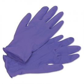 Kimberly-Clark* PURPLE NITRILE* Exam Gloves, Medium, Purple