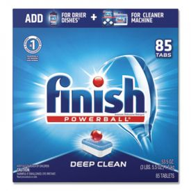 FINISH® Powerball® Dishwasher Tabs, Fresh Scent