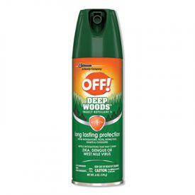 OFF!® Deep Woods® Aerosol Insect Repellent, 6-oz. Aerosol Can
