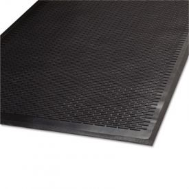 Guardian Clean Step Outdoor Rubber Scraper Mat, Polypropylene, 36 x 60