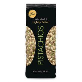 Wonderful Lightly Salted Pistachios 32oz.