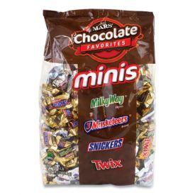 Mars Mix Miniature Chocolate Bars 67.20oz.
