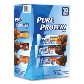 Pure Protein Bars Variety Pack 1.76oz.