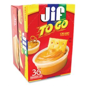 Jif To Go Peanut Butter Dipping Cups 1.5oz.