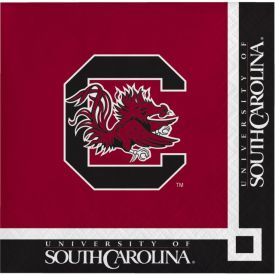University of South Carolina Beverage Napkins, 2-Ply