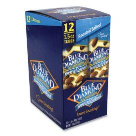 Blue Diamond Roasted Salted Almonds 1.5oz.