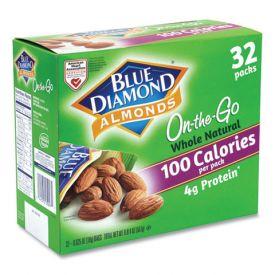 Blue Diamond Almonds 100 Calorie 0.63oz.