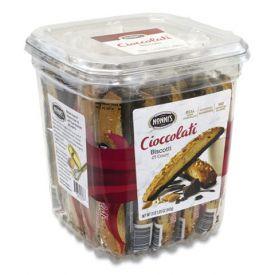Nonni's Cioccolati Biscotti Cookie Tub