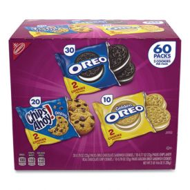 Nabisco Cookie Variety Pack .77oz.
