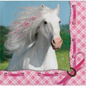 Heart My Horse Beverage Napkins, 3-Ply