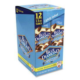 Blue Diamond Low Sodium Lightly Salted Almonds 1.5oz.