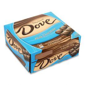 Dove Milk Chocolate Bars 1.44oz.