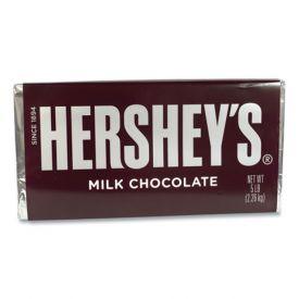 Hershey's Milk Chocolate Bar, 5 lb
