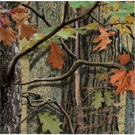 Hunting Camo Beverage Napkins, 2-Ply