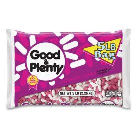 Good & Plenty Licorice Candy 5 lbs.