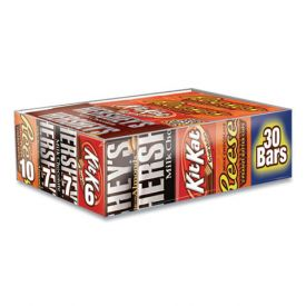 Hershey's Chocolate Full Size Variety Pack 1.5oz.